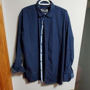 L English Laundry Men's long sleeve casual shirt
